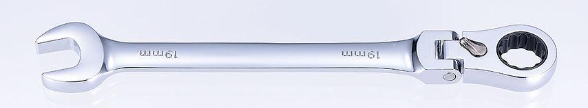 Flex Reverse Ratchet Combination Wrench
