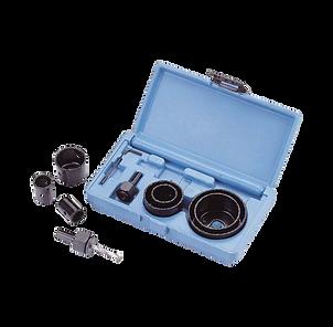 Carbide Hole Saw Kit -TS02-5010