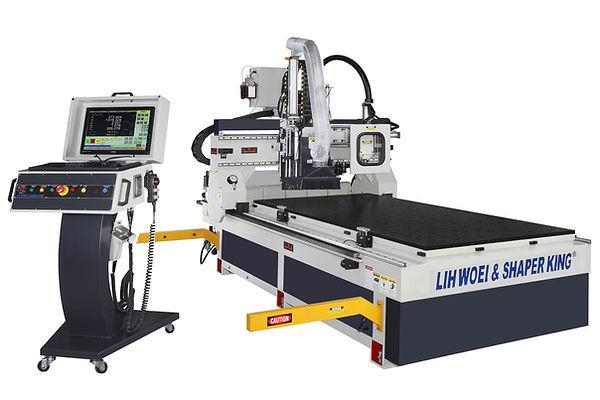 LH-481-S CNC 4'*8' 複合加工機