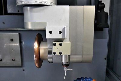Rotary head / Ceramic spindle / Probe