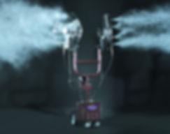 Spray Effect