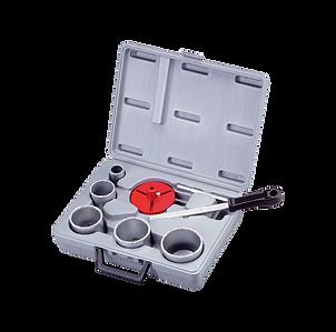Tungsten Hole Saw Kit -TS01-6008