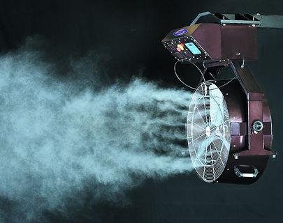 噴霧效果示意圖