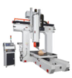 PRECISION 5-AXIS CNC MACHINING CENTER