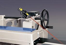 Straight Line Rip Saw Machine
