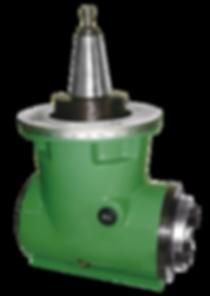 IK-N90 配件銑頭 /90°直角銑頭