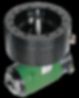 IK-N90+N95 90° 半自動直角銑頭+油壓轉盤