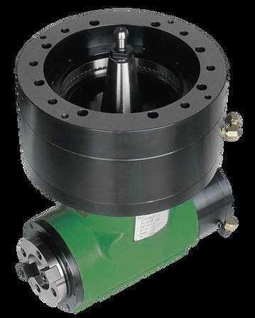 IK-N90+N95 配件銑頭 /90° 半自動直角銑頭+油壓轉盤 90° 直角銑頭