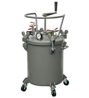 手動型塗裝加壓送漆機Coating Fluid Pressure Tank ((Manual Drived).jpg