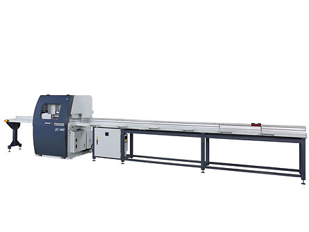 SC-660  AUTOMATIC DIRECTIONAL ANGLE CUT-OFF SAW WITH ROTARY TABLE