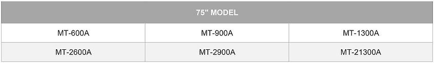 MT Series / Light Duty