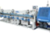 NFJ-600A 量產型自動接榫機系統(雙層)