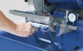 Bandsaw Blade Sharpener
