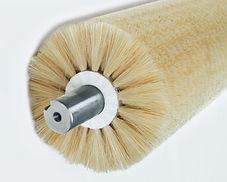 Fiber brush