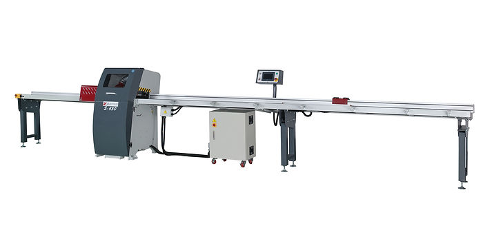 S-450 AUTOMATIC PROGRAMMABLE CUT-OFF SAW