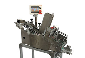 Friction Feeder with PLC System