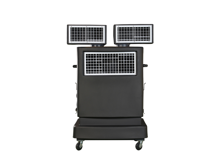 Portable Evaporative Cooling Fan