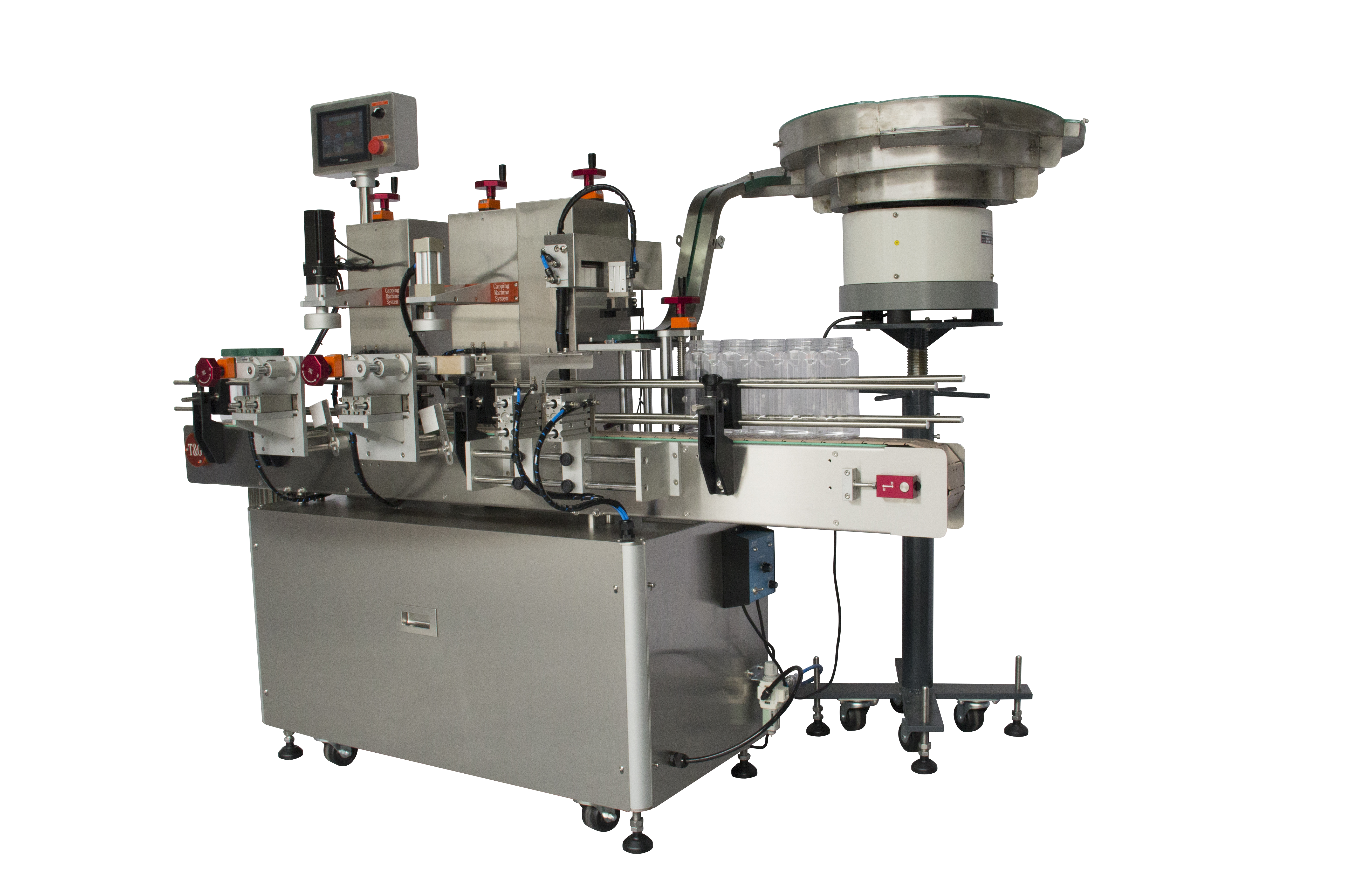 CP-150 Automatic Capping Machine