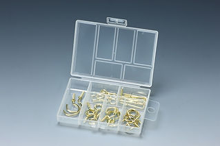 HOOK & SCREW EYE ASSORTMENT