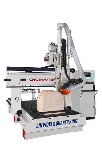 LH-481-S  CNC 4'*8' MACHINING CENTER