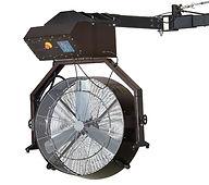 Hanging High Pressure Misting Fan