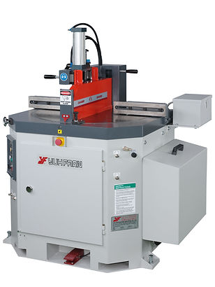 YFC-508M ALUMINUM CUT-OFF SAW WITH ROTARY TABLE