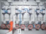 高品質的三菱伺服馬達傳動器,使運轉快速,運算精確。