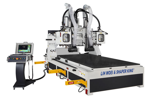 LH-5102-S CNC 5'*10' MACHINING CENTER