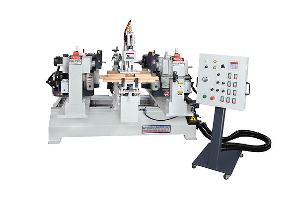 LW-1200 ​ SPECIAL AUTO END TENONER & DRILLING MACHINE