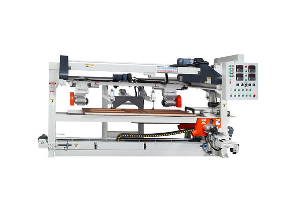 LH-4080  ​ AUTO. CROSS SETTING AND SHAPING MACHINE FOR DOOR