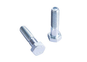 Hex Bolt, Partial Thread