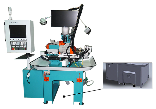 CNC WHEEL DRESSER