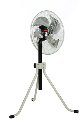 "17""立式工業氣動風扇17""Vertical Type Industrial Pneumatic Fan"