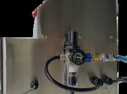 半自動氣洗洗瓶機 (雙頭) RS-020A