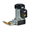 Oil-less / Greaseless Lubrication in Pump Circulation Lightweight / Easy Maintenance