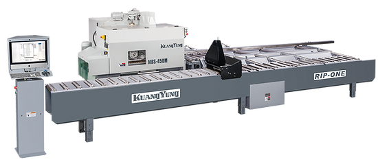 Optimizing Movable Rip Saw with 3D Image Scanning System