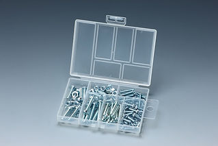 MACHINE SCREW & NUT ASSORTMENT