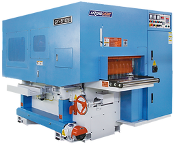 All Series Auto Double Surface Planer Can Optional Fully Enclosed CE Guard