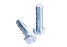 Hex Bolt, Full Thread