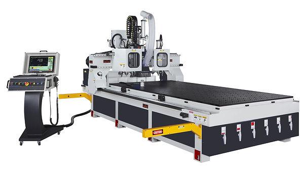 LH-5102-2TS CNC 5'*10' 複合加工機