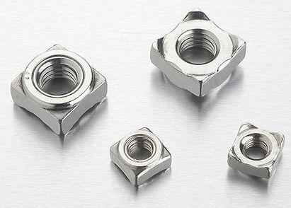 四角焊接螺帽 DIN928