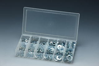 FLAT & LOCK WASHER ASSORTMENT