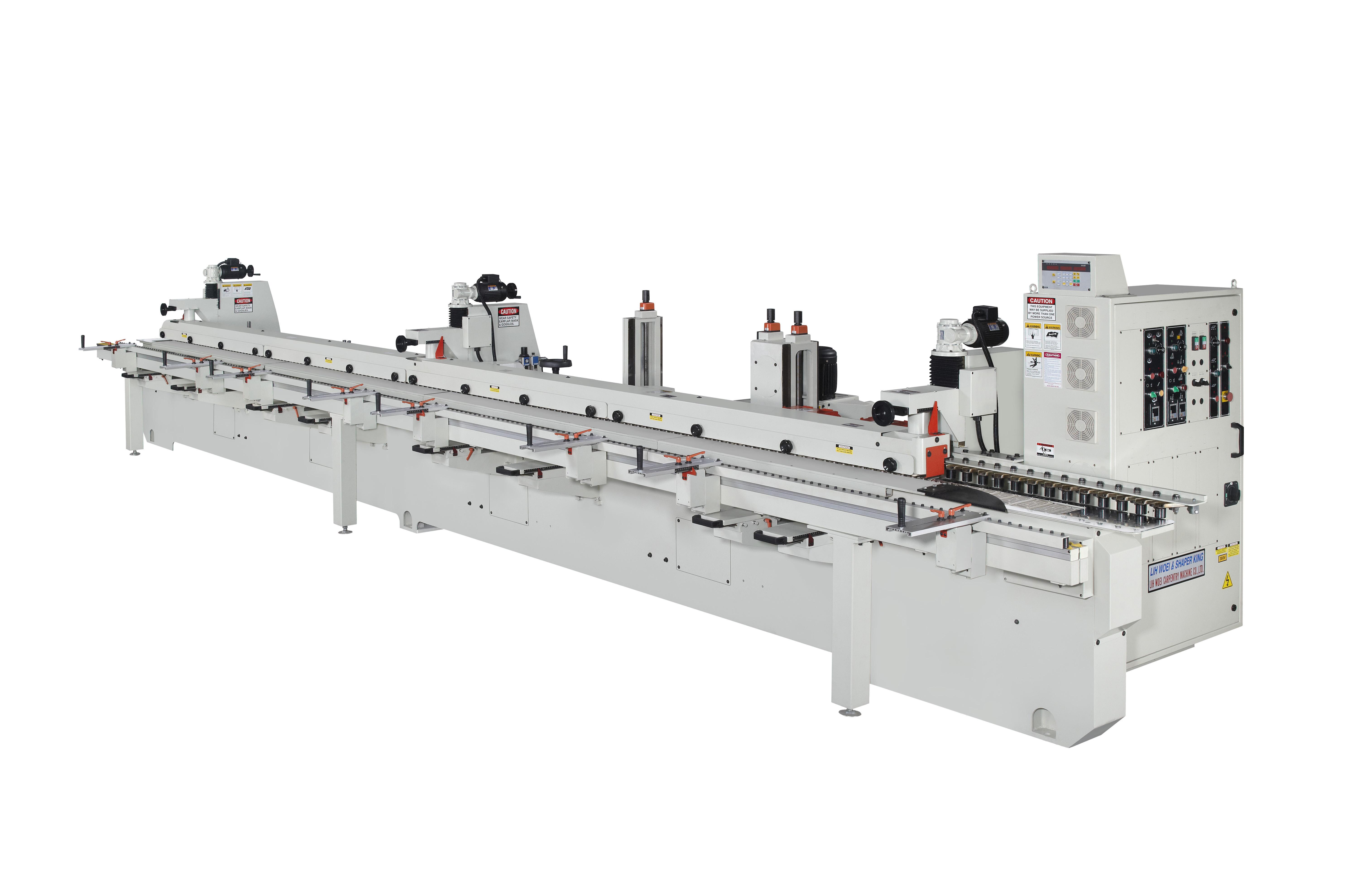LW-7000 仿型邊砂光感熱式轉印機
