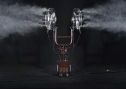 High Pressure Portable Misting Fan w