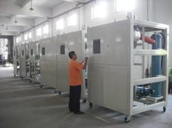 Dual-chamber Dehumidifying Dryer