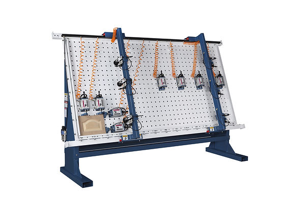 LW-59  ​ PNEUMATIC ASSEMBLY MACHINE FOR CABINET DOOR