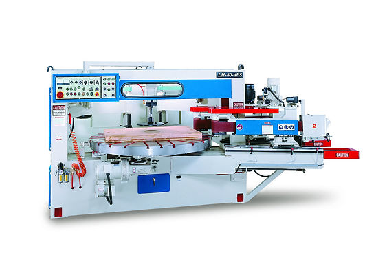 LH-80-3PS/4PS LH-100-3PS/4PS  HEAVY - DUTY AUTO COPY SHAPING MACHINE WITH SANDING ATTACHMENT
