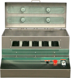 半自動水洗洗瓶機 (10組噴頭) RS-100W