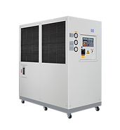 Inver type air chiller