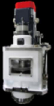 IK-V6000 CNC Milling Heads /CNC Vertical Gear Head (2 Speeds)